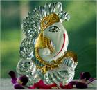 Click For Shri Ganesh's Pictures